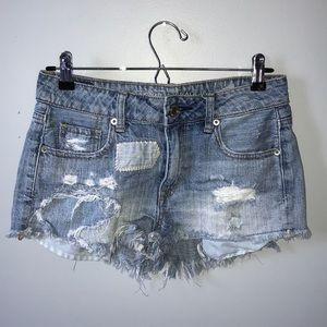 NWOT American Eagle Jean Shorts